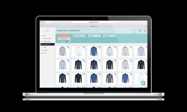 Product information Content Platform
